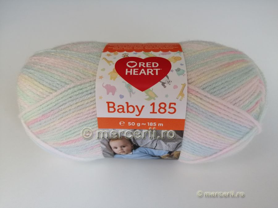 foto Red Heart Baby 185